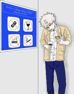 My Hero Academia (Boku No Hero Academia) #Anime #Manga Bakugou Katsuki