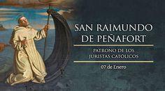 """REDACCIÓN CENTRAL, 07 Ene. 16 / 12:01 am (ACI/EWTN Noticias).-   """"Contemplad al autor y mantenedor de la fe, a Jesús, quien, siendo inocente, padeció por obra de los suyos"""", escribió una vez San Raimundo de Peñafort, santo dominico que humildemente ocupó cargos importantes, escribió libros que se hicieron famosos y hasta viajó por el mar en una b..."""