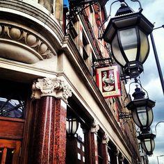 The Cock Tavern, 27 Great Portland Street, Fitzrovia, London, W1W 8QG