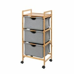 Wenko Bahari Laundry Trolley Grey The Wenko Bahari Laundry Trolley features three compartments that offer convenient storage for all your needs. The unit can be used to separate laundry as well as storage for the bathroom or kitchen. Laundry Cart, Laundry Room, Lowes Home, Space Furniture, Bathroom Shelves, Kitchen Cart, Surf Shop, Baby Clothes Shops