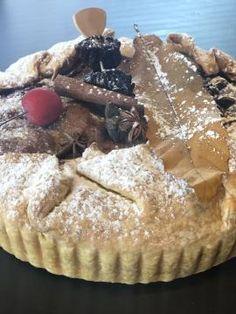 Κορμός κάστανο με σοκολάτα Kai, Muffin, Breakfast, Christmas, Recipes, Food, Pies, Morning Coffee, Xmas