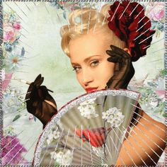Vintage Ladies, Retro Vintage, Gifs, Woman, Lady, Spring, People, Fotografia, Art