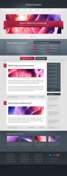 Studio/blog theme design by ~nodethirtythree  http://fav.me/d4uo7t5