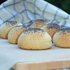 Grain Foods, Low Carb Bread, No Bake Desserts, Bread Baking, Grain Free, New Recipes, Food And Drink, Gluten Free, Snacks