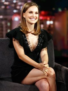 Natalie Portman Jimmy Kimmel