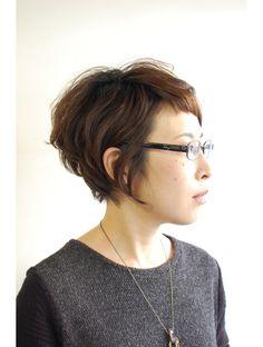 ラトリエコンタン(L´atelier Content)【L`atelier Content YUMI】短めショートボブ Pixie Cut, Her Hair, Modern, Short Hair Styles, Hair Makeup, Hair Cuts, Hair Beauty, Make Up, Hairstyle
