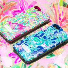 Lilly Pulitzer iPhone Cases- all sizes available