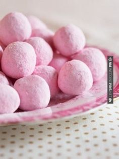 So awesome - pink!   CHECK OUT MORE GREAT PINK WEDDING IDEAS AT WEDDINGPINS.NET…