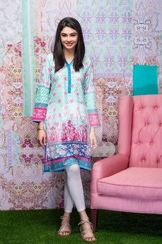 Gorgeous Summer Kurti Collection For Girls | Nishat Pret Collection 2016 | PK Vogue