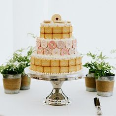 rg & the biscuit wedding cake we made for - congrats Lucy! Alternative Wedding Cakes, Biscuit Cake, Sweet Lord, Biscuits, Bakery, Sweet Treats, Lily, Instagram Posts, Desserts