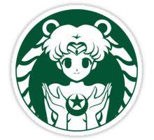 "ha-roro: "" sailor moon stickers (buy small stickers and get off) "" Vinil Cricut, Arte Gundam, Sailor Moon Shirt, Image Svg, Moon Silhouette, Chibi, Starbucks Logo, Sailor Scouts, Cup Design"