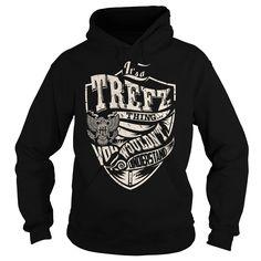 Its a TREFZ Thing (Eagle) - Last Name, Surname T-Shirt