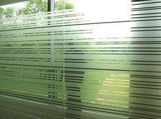 meeting room privacy glass with natural light access photo