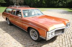 Hemmings Find of the Day – 1970 Buick Estate Wagon