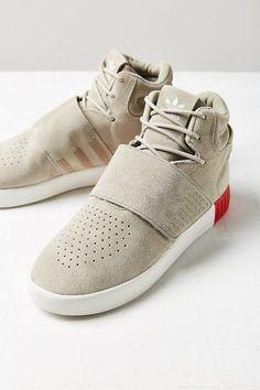 80f852534b00 Adidas Originals Tubular Invader Strap Sneaker Grey Sneakers