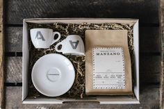 Coffee packaged by L'Alchimiste. (Photo by Paul Fudal)