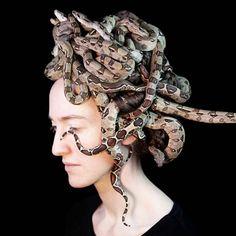 Medusa – Les photographies de Juul Kraijer