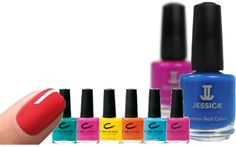 We use Jessica products to help achieve and maintain naturally, healthy looking nails.