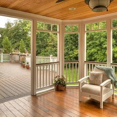 126 Best Screened In Deck And Patio Ideas Images On Pinterest | Decks And  Porches, Screened In Deck And Back Porches