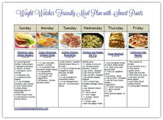 Watcher Friendly Meal Plan with Beyond the Scale Points Weight Watchers Friendly Meal Plan with Smart Points WeekWeight Watchers Friendly Meal Plan with Smart Points Week Weight Watchers Meal Plans, Weight Watchers Smart Points, Weight Watcher Dinners, Weight Loss Meal Plan, Diet Plans To Lose Weight, Weight Watchers Uk, Weigh Watchers, Losing Weight, Healthy Diet Plans