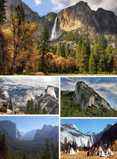 Yosemite National Park Best Pictures - Support our National Parks at Grants-Gov.net
