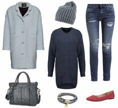 #Herbstoutfit Entspannt durch den Tag ♥ #outfit #Damenoutfit #outfitdestages #dresslove