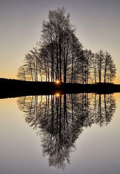 20 Amazing Reflections on Water  http://www.incredible-pictures.com/