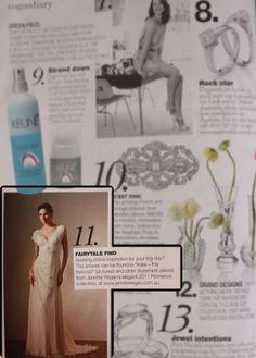 Vogue Australia January 2012 #JenniferRegan