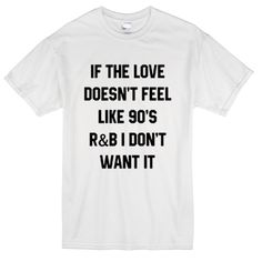 About If Love T-Shirt from teenamycs.com This t-shirt is Made To Order, one by one printed so we can control the quality. We use newest DTG Technology