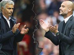 Derby Manchester: Quên Wenger đi giờ Mourinho vs Guardiola là đại chiến