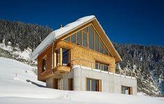 Panix Retreat par Drexler Guinand Jauslin Architekten, Panex, Suisse | Construire Tendance