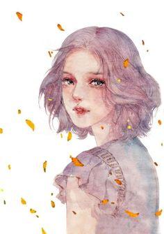 Risultati immagini per nền quotes art Art And Illustration, Illustrations, Fantasy Kunst, Fantasy Art, Chibi Manga, Art Sketches, Art Drawings, Estilo Anime, Human Art