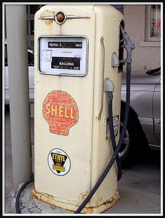 Vinsetta Garage: Gas Pump--Berkley MI | Flickr - Photo Sharing!