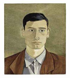 Lucian Freud (1922-2011)  Head of a Greek Man