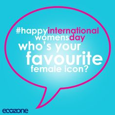 #happyinternationalwomensday 08/03/17   Who's your favourite female icon? We'd love to know who inspires you with all their #girlpower 🌷✌  #femaleicons #mothers #daughters #sisters #aunties #grandmothers #leaders #friends