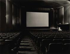 Diane Arbus - An Empty Movie Theater, N.Y.C., 1971