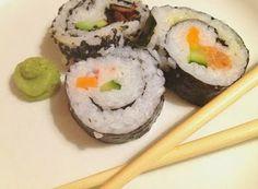 Kleurrijk Eten: Sushi