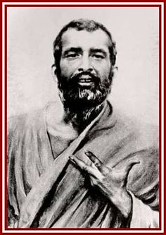 "Sri Ramakrishna---""Have love for everyone, no one is other than you."""