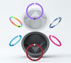 All new lokai pact. All of the bracelets made this year. Available now!