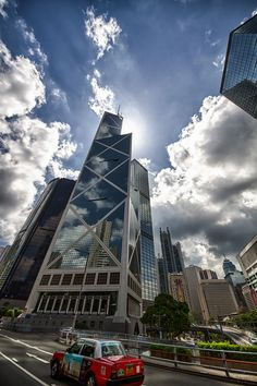 Bank of China Tower by Chapsi, via Flickr