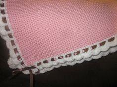 Baby Girl Tiramusu Blanket