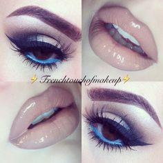 ♥ that lipstick! I wish I knew where to get it?