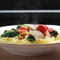 Six Simple Steps to Cook Spaghetti Squash In the Oven | CookingLight.com