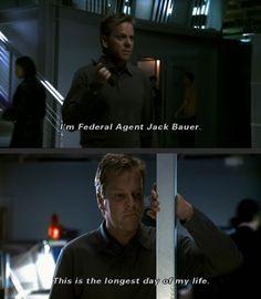 Jack Bauer; Season 1