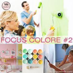 YoYo atelier | FOCUS COLORE #2: Colore e bambini. Come sfruttare i principi della cromoterapia per scegliere le tinte degli spazi riservati ai più piccoli, accrescendo il loro benessere. https://yoyoatelier.com/…/focus-colore-2-cromoterapia-per-…/ . #consigli #colore #cromoterapia #camerette #bambini #interni #guide #color #colour #colormania #colortherapy #kidsrooms #kidsspaces #interiordesign #interiors #children
