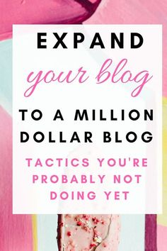 Why your blog isnt as big as it should be. Growing your blog and getting more blog traffic is one of the things all bloggers and even entrepreneurs want tips for. Here are a couple of reasons why your blog isn't a million dollar blog or one with a substantial blog income.
