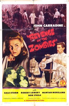 Revenge of the Zombies