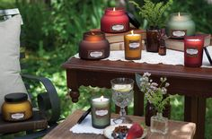 I adore Aspen Bay candles...the absolute best scented candles!