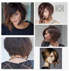 My daughter totally wants this exact haircut