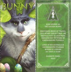 Guardians Profile card-Bunny by GoldenDragon865 on DeviantArt